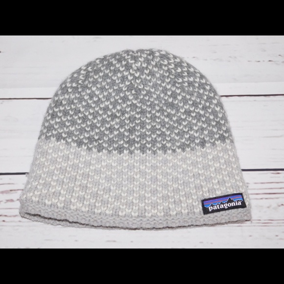 ac22908a8bda4 Patagonia NWOT winter Beanie Hat. M 5a75fe4f61ca10a00f25be0e